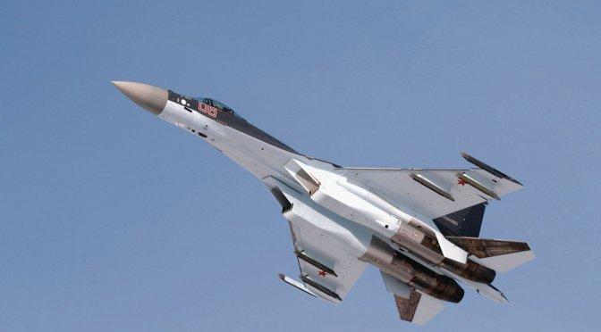 RI – Rusia Bentuk Kelompok Bahas Rencana Barter Pesawat Tempur Su-35