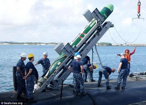 Torpedo MK48