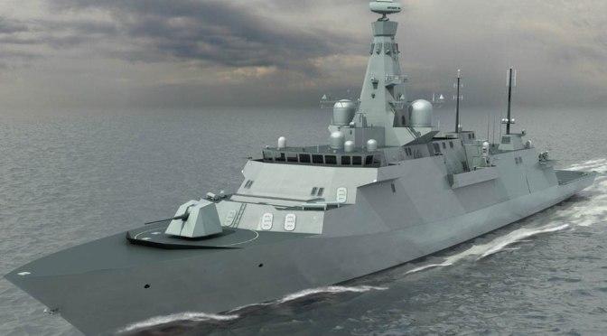 Australia Siap Bangun Frigat Generasi Baru Dengan BAE Systems