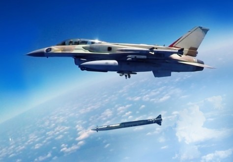 Uji coba misil terbaru diberi kode Rampage, berjara jelajah 150 km, mampu menembus bunker. (Jpost)