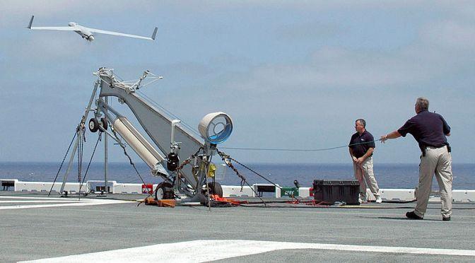 AL Maksimalkan Pengawasan Maritim dengan UAV