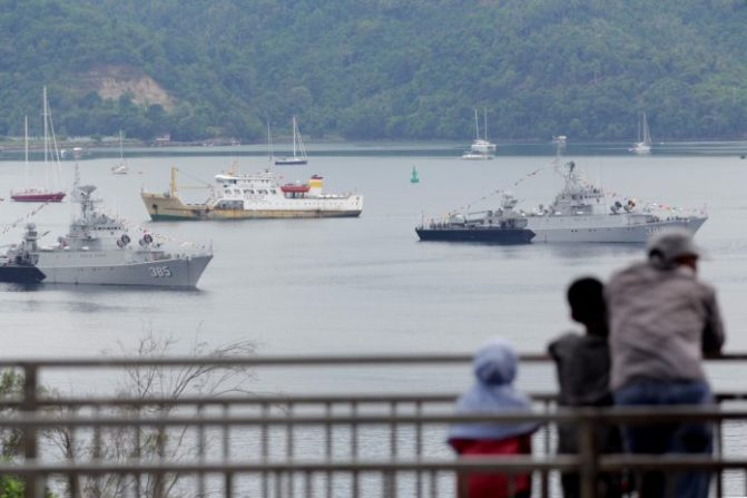 Indonesia – India Kerjasama Bangun Pelabuhan Sabang, China Mengancam