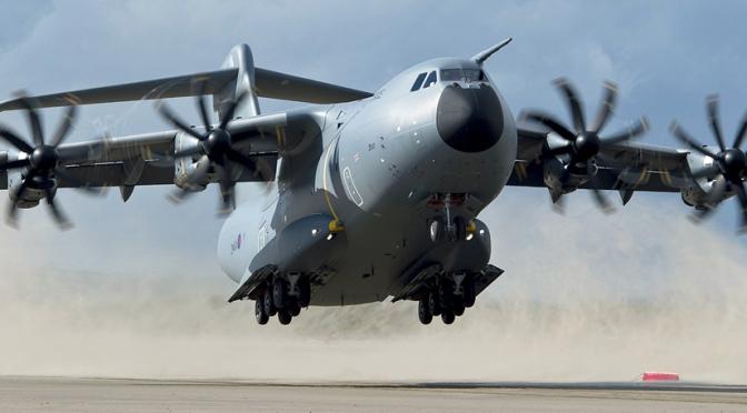 Airbus Mendekati Kesepakatan Ekspor A400M