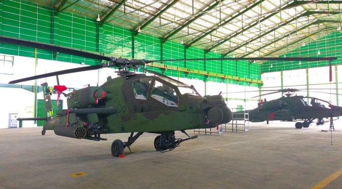 TNI AD Punya Delapan Unit Helikopter Apache, Namun Pilotnya Baru Empat