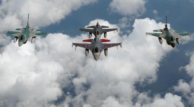 Singapura Umumkan Rencana Penggantian Jet Tempur F-16 dalam Beberapa Bulan