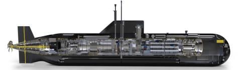 DG160 Midget Submarine 3D (AAG)