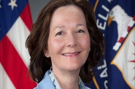 Direktur Central Intelligence Agency (CIA) Amerika Serikat, Gina Haspel. REUTERS