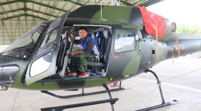 Enam Fennec dan Dua Bell 412 Telah Memperkuat Skadron 13/ Serbu