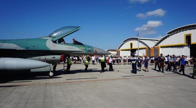 TNI AU Akan Miliki Skuadron Tempur, Hercules, Pesawat Tanpa Awak di Papua