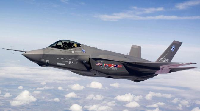 NATO Khawatir Kelemahan F-35 Terbongkar Jika Ankara Operasikan S-400