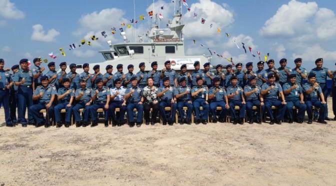 KAL Pulau Bungaran dan KAL Pulau Labengki Perkuat TNI AL