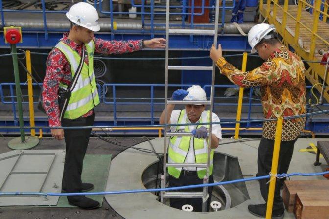 Pengerjaan Proyek Kapal Selam PT PAL Sempat Tertunda Karena Travel Warning
