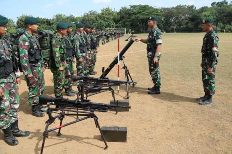 Kesiapan Brigif Raider 9 Kostrad Jelang Latma Garuda Shield-12
