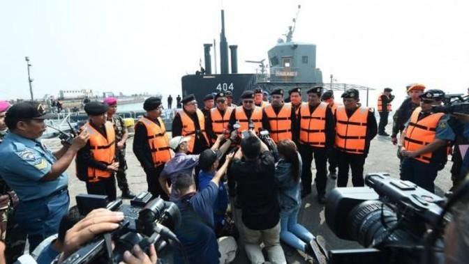 Ketua DPR Ingin Indonesia Punya Lusinan Kapal Selam
