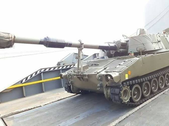 Modernisasi Alutsista Korps Artileri Medan