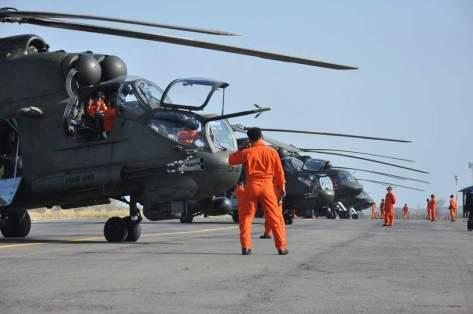 Mi-35 TNI AD 12