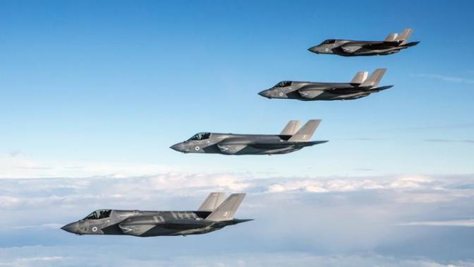 Jet Tempur F-35 Turun Harga