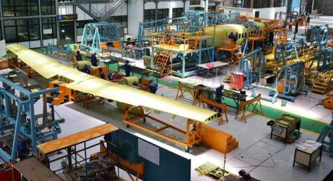 Peningkatan ekspor komponen pesawat diharapkan meningkat (detik)
