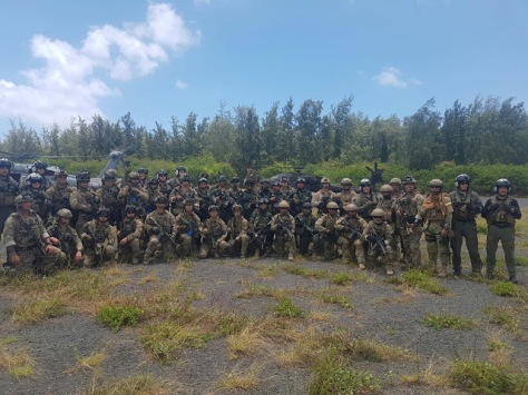 Prajurit Kopaska Ikuti Special Operation Forces Exercise 1