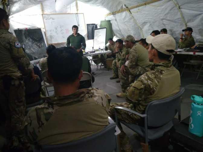 Prajurit Kopaska Ikuti Special Operation Forces Exercise di Rimpac 2018