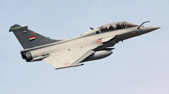Mesir Berencana Beli 24 Unit Jet Tempur Rafale Tambahan