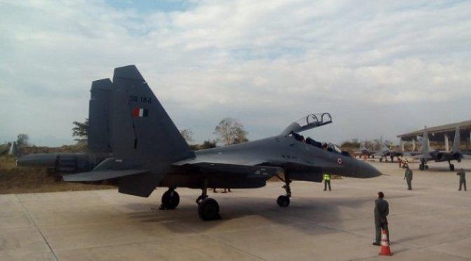 Kerjasama Pelatihan Antara IAF dan TNI AU dalam Sukhoi Subjec Method Expert Exchange