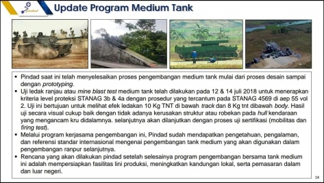 Tank medium Pindad-FNSS (Defence.pk)