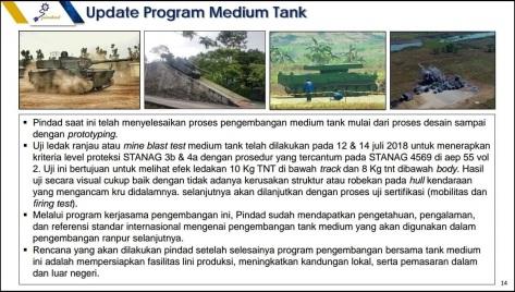 Tank medium Pindad-FNSS (Defence.pk)