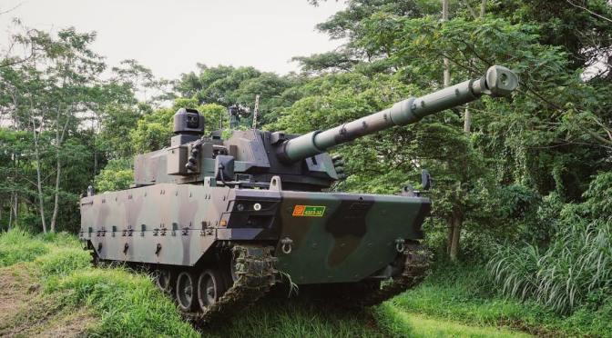 Sertifikasi Medium Tank Akhir Juli Ini