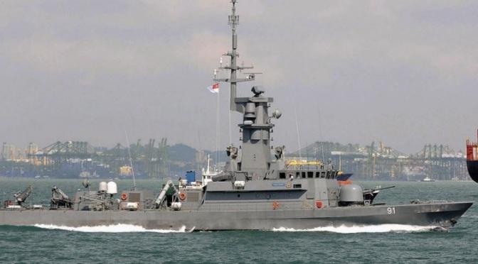 Singapura Akan Gantikan Victory-class dengan Multi-Role Combat Vessels
