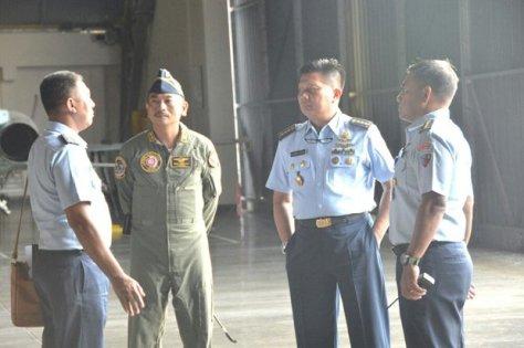 Tim Dinas Aeronautika Markas Besar TNI AU (Istimewa)