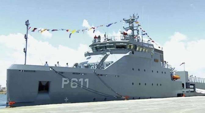 Tunisia Menugaskan MSOPV 1400 Kedua ke Layanan Angkatan Laut