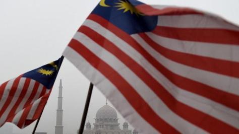 Bendera Malaysia (AFP)