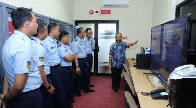TNI AU Tingkatkan Kemampuan Olah Data Citra Satelit Personel Intelijen