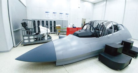 Evaluasi Desain Kokpit Jet Tempur KF-X Selesai (KAI)
