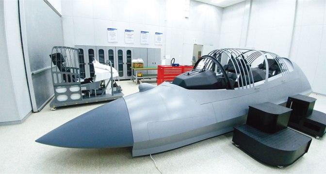 Evaluasi Desain Kokpit Jet Tempur KF-X Selesai
