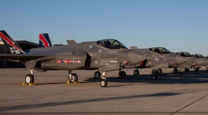 Trump Blokir Pengiriman F-35 ke Turki