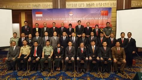 Indonesia dan Tiongkok Bahas Peningkatan Kerja sama Industri Pertahanan