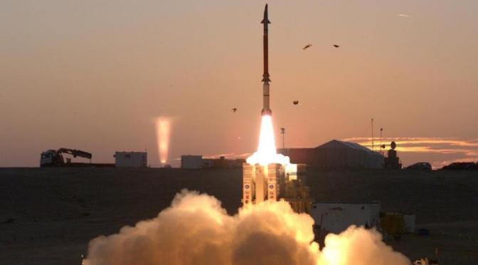 Israel Kembangkan Misil Baru yang Dapat Jangkau Seluruh Timur Tengah