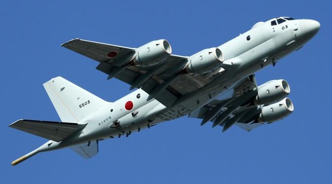 Jepang Tawarkan Teknologi Pesawat Intai ke Militer Jerman dan Perancis