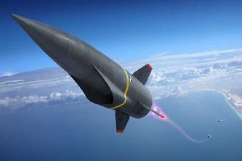 Konsep senjata hipersonik Amerika Serikat. Lockheed Martin