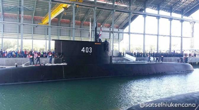 Indonesia Alokasikan 1.9 Juta Dollar untuk Layanan Konsultasi Terkait Akusisi Kapal Selam Keenam