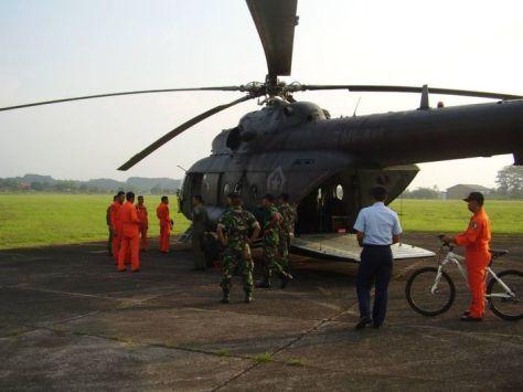 Mi-17 TNI AD (A Winardi)