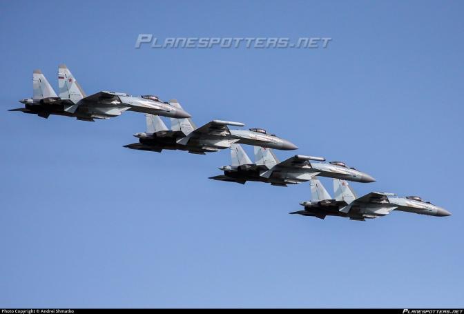 Pembelian Sukhoi Su-35 Tunggu Pencabutan Sanksi dari AS