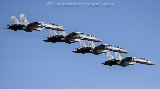 Kaji Pembelian Jet Tempur Su-35, Menhan: Kami Butuh Efisiensi