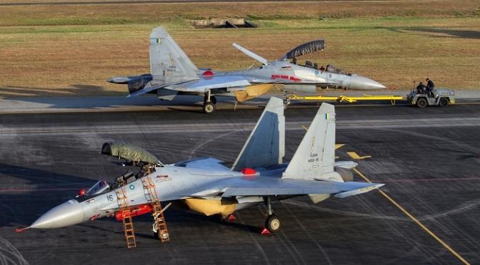 Hanya Empat Unit Su-30 MKM yang Layak Terbang