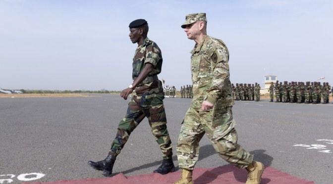Senegal Minta Indonesia Bangun Salah Satu Pangkalan Militernya