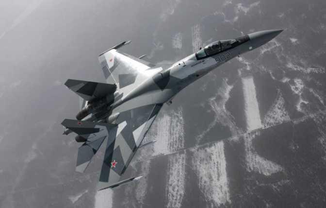 Pengadaan Sukhoi Su-35 Telah Selesai