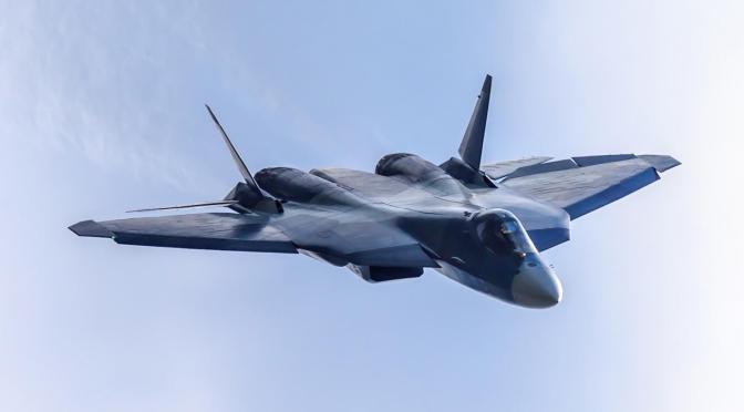 India dan Rusia Lanjutkan Kerjasama Pengembangan Jet Tempur Generasi Baru