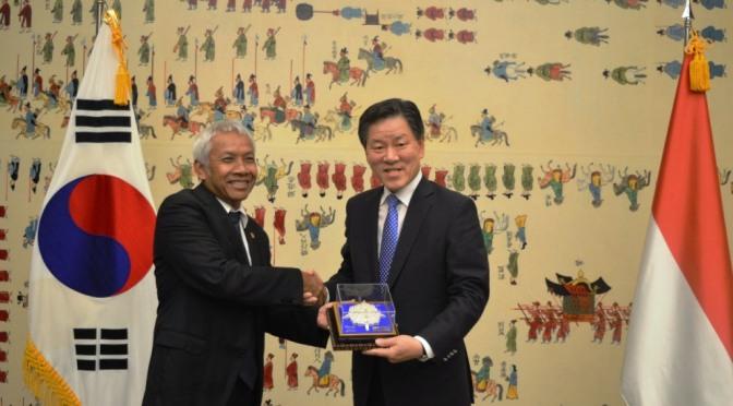 DPR RI Melakukan Kunjungan Kerja ke Korea Selatan Bahas Perdagangan dan Pertahanan